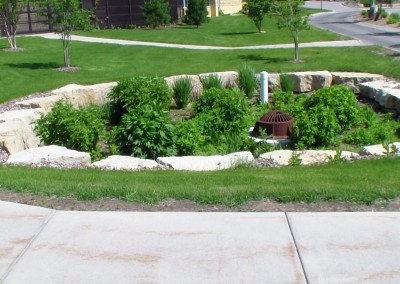Rain Garden | Private / Commercial Civil Engineering Services